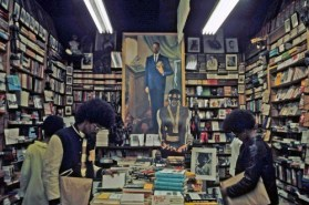 Bookstore in Harlem (1970s)